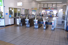 駅直結、駐車場270台完備